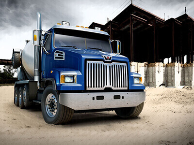 Western Star 4700 Vocational Truck